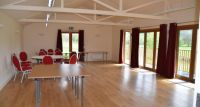 Inside of Colne Valley Village Hall